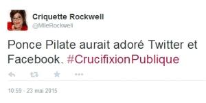 tweet criquette
