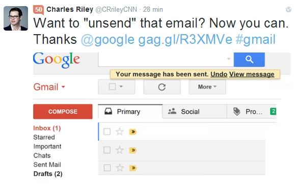 cnn tweet gmail