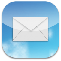 iPhone-E-mail-Icon