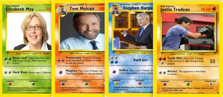 carte pokemon election
