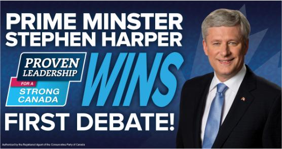 harper win