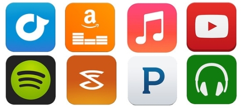 music-streaming service