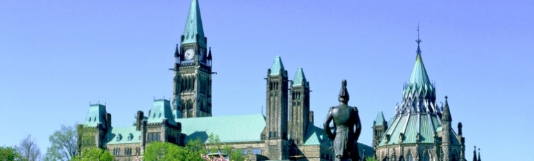 Ottawa parlement cover