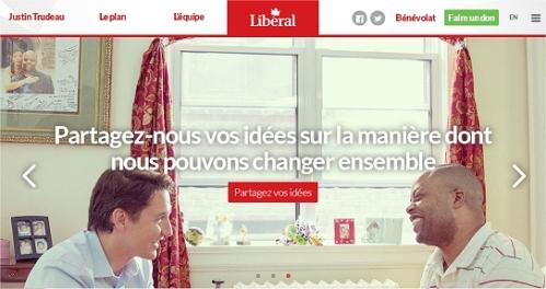 Trudeau ecoute