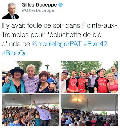 duceppe ble