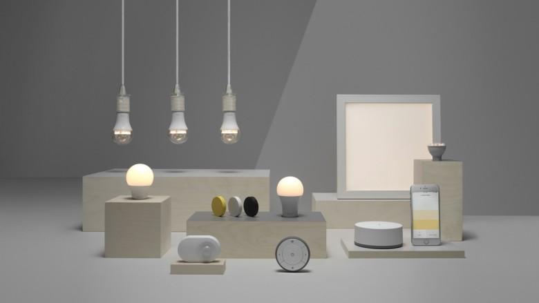 Ampoule intelligente de IKEA