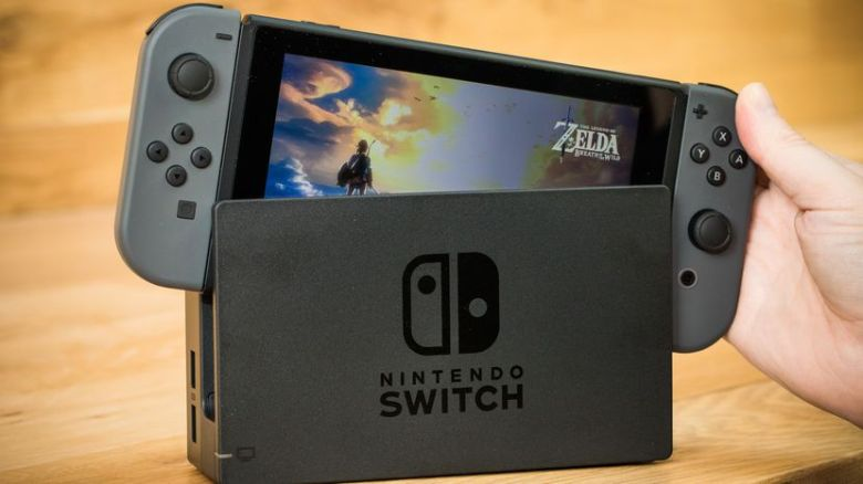 Switch de Nintendo